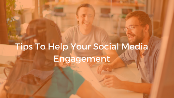 engagement, tips, social media